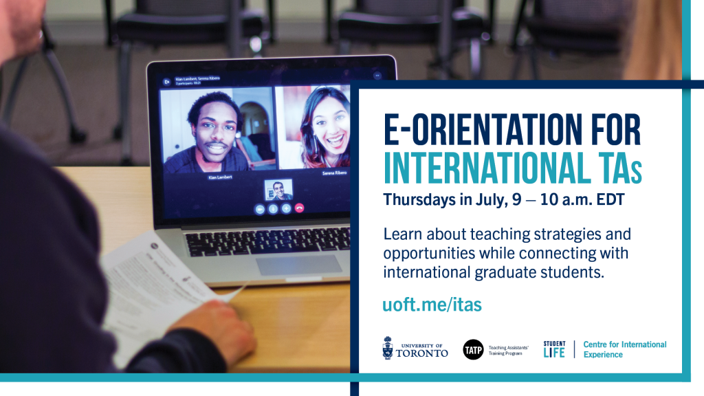 E-Orientation for International TAs